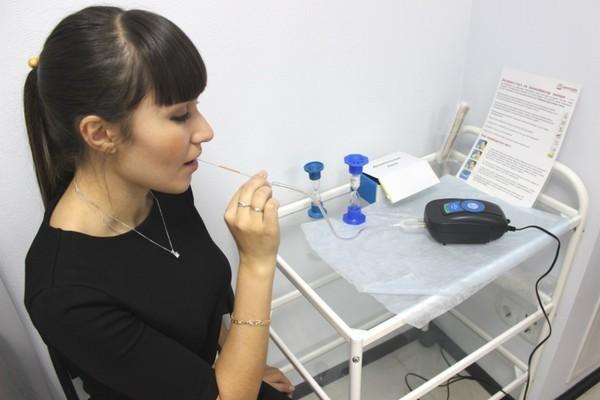 Дыхательный и экспресс-тест на Helicobacter Pylori