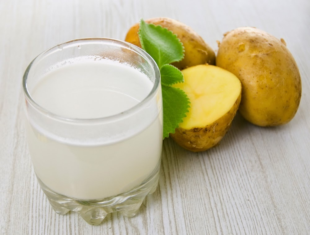 Как правильно пить картофельный сок при гастрите