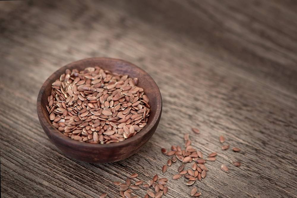 Семена льна для желудка и кишечника