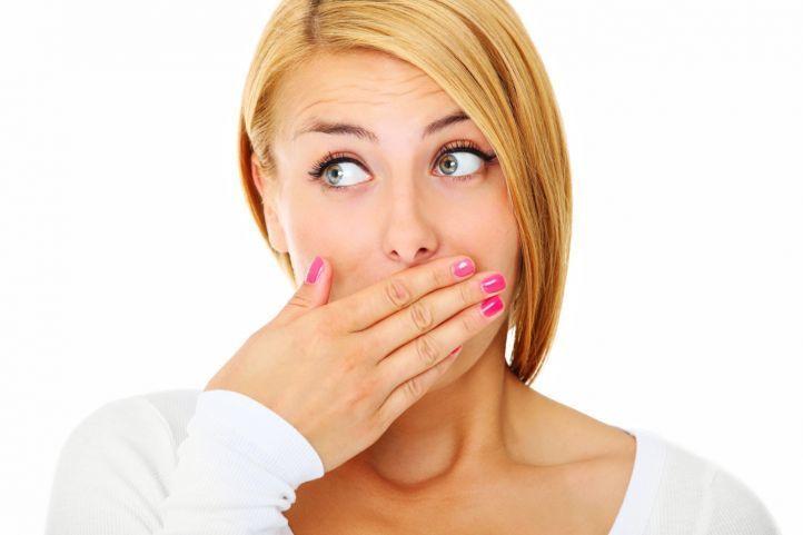 Запах изо рта отжелудка— лечение, причины